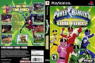 Screenshot Thumbnail / Media File 1 for Power Rangers - Time Force [NTSC-U]